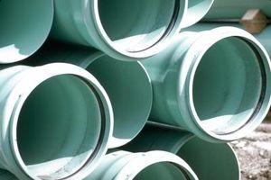 Clasificaciones de tubo de alcantarillado