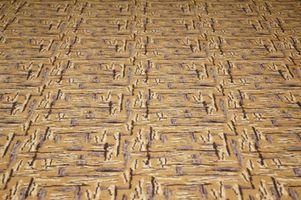¿Cómo instalar baldosas de alfombras modulares?
