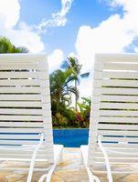 ¿Cómo puedo recuperar asientos para sillas de aluminio?