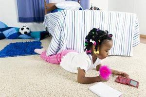Combinaciones de Color brillante para la habitación de un niño