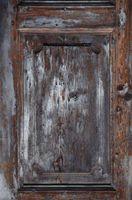 Cómo hacer una puerta en un columpio del porche