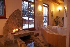 Cómo hacer un Panel de acceso para una bañera de Jacuzzi