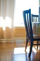 ¿Cómo recuperar cojines de silla de comedor