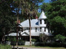 ¿Cómo encontrar hechos históricos en las casas?