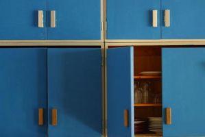 Consejos para renovar los gabinetes de cocina con un presupuesto