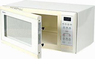 ¿Cómo funcionan los hornos microondas?