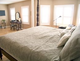 Ideas para decorar las paredes de un dormitorio