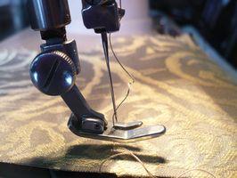 Instrucciones para tapizar un otomano de esquinas redondeadas