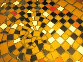 Cómo diseñar patrones de mosaico