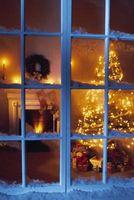 ¿Qué es una ventana de madera revestida?