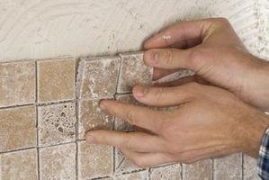 Opciones para cubrir las paredes del cuarto de baño