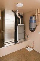 ¿Cómo convertir de aceite térmico para calentar propano