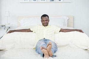 Grados de firmeza del colchón