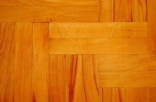 Los colores de las manchas de pisos de madera dura