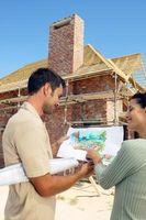 Cómo comparar una casa de ladrillo a una casa de madera