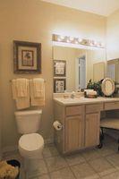 Cómo realizar la configuración en un pequeño cuarto de baño nuevo