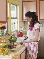 Colores de encimera de cocina