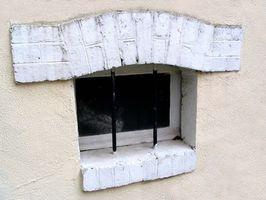 Ideas de cortina para una ventana de pequeño sótano