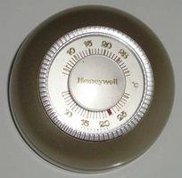 Sustitución de termostatos caseros