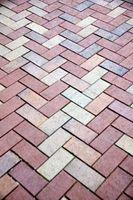 Patrones de mosaico al azar DIY