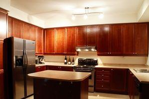 Ideas de gabinetes de cocina campana