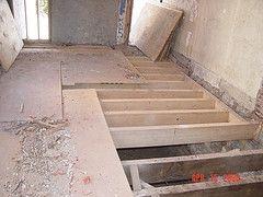Cómo construir un piso sótano
