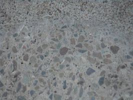 Sobre pisos de concreto