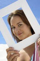 La mejor manera de enmarcar un cuadro con vidrio o plexiglás