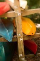 Cómo construir un barco Rack portador