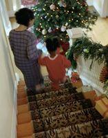 Cómo hacer una alfombra de las escaleras