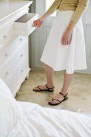 ¿Qué colores combinar con muebles de dormitorio blanco?