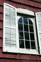 ¿Cómo puedo elegir el Color de las persianas para que coincida con una casa?
