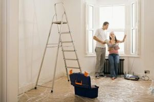 ¿Cómo deshacerse de un techo punteado