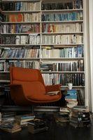 Cómo construir una silla de la biblioteca