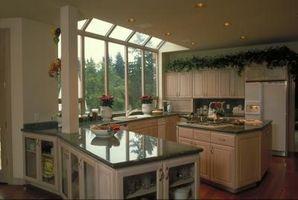 Ideas para una cabaña romántica bricolaje busque en una cocina de Galera