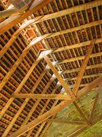 Técnicas de construcción de techo
