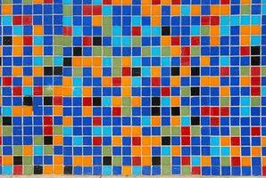 Usos prácticos para el azulejo de mosaico