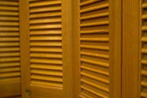 Ideas de proyecto de puerta de armario plegables