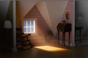 Cómo decorar habitaciones áticos