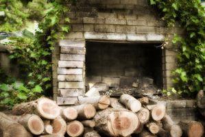 Cómo construir una chimenea al aire libre barbacoa
