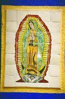 Cómo instalar azulejo mexicano