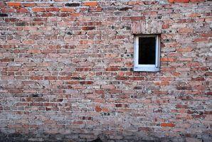 Cómo restaurar el antiguo ladrillo