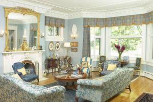 Funky formas Vintage para decorar muebles viejos