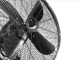 Reemplazo de oscilación de las aspas del ventilador