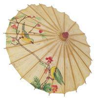 Cómo colgar un Parasol de papel de una pared