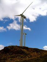 Cómo enlazar los molinos de viento a una red en casa