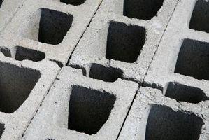 Como Colocar Bloques De Hormigon Para Una Cama Elevada - Colocar-bloques-de-hormigon