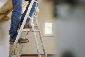 Cómo instalar plegables escaleras de buhardilla