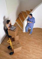 ¿Cuál es la forma más fácil para obtener un objeto pesado subir y bajar escaleras?