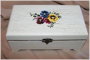 Mejores maneras de decorar una caja de almacenamiento para una muchacha